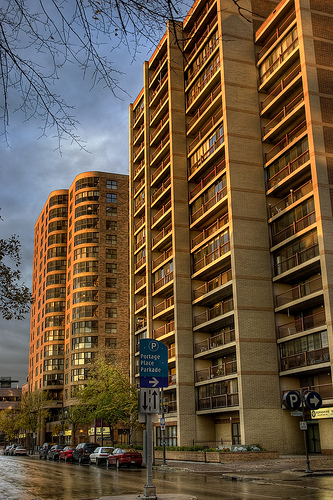 Vaughan Apartment Buildings