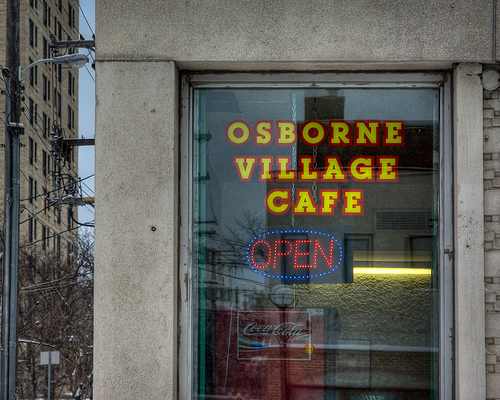 Osborne Village Cafe