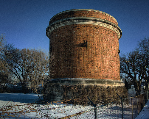 St. Boniface Water Tower