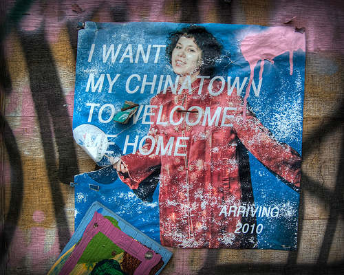 I Want My Chinatown To Welcome Me Home