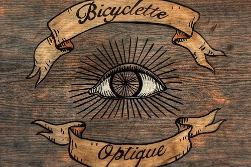 Bicyclette Optique