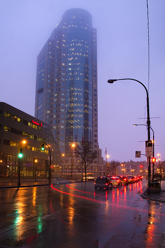 Canwest building