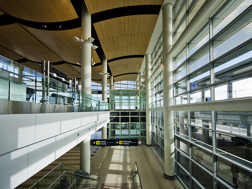 Winnipeg James Armstrong Richardson International Airport