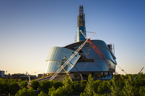 Candian Museum for Human Rights