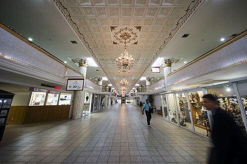 Fort Garry Place Mall
