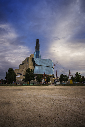 CMHR and Parcel 4